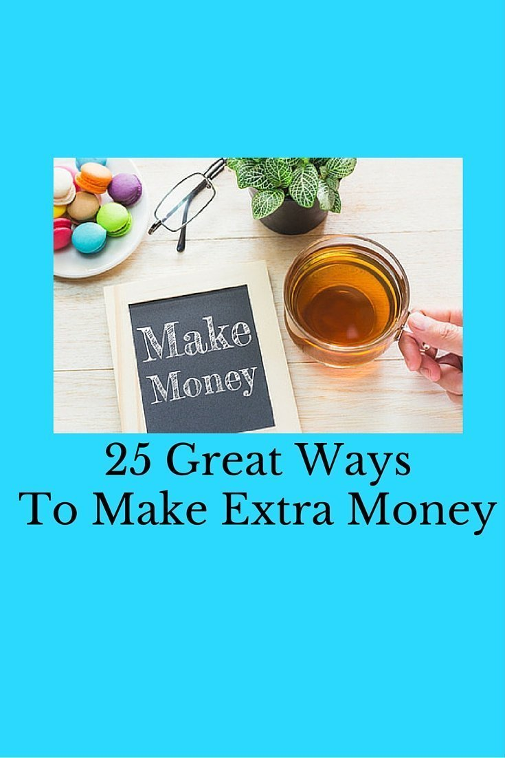 And you're in the right place. This list of ways to make money this year will get you in better shape in more ways than one. Some of these will literally help you get healthy, another can help inspire change. One can get your voice out in the world, while another can help you declutter your home.