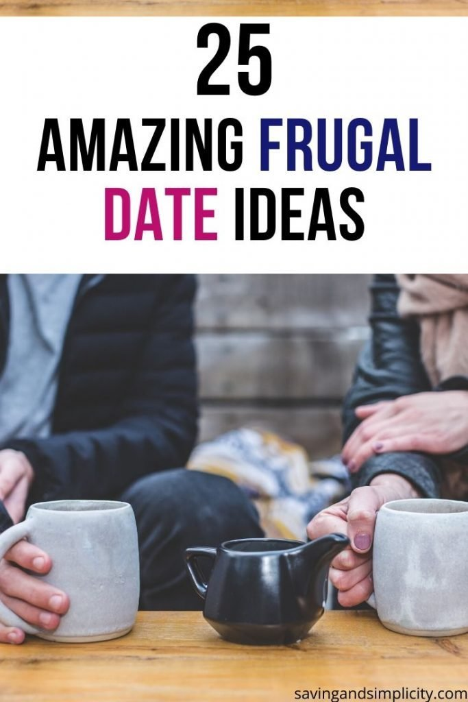 Planning the perfect date is important even when money is tight. Spend a frugal night out or in with your spouse. Here are 25 cheap date ideas to inspire you.
