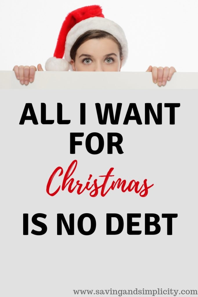 Wouldn't it be great to be debt free for Christmas. Presents, entertainment, decorations, food and travel paid for. Learn how to save $1000 by Christmas.