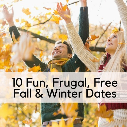 10 Fun, Frugal, Free Fall & Winter Dates