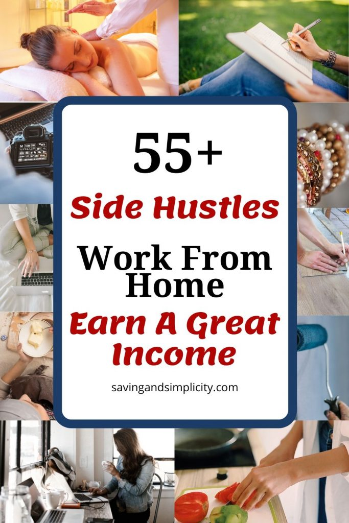 Start making extra money in your free time. Earn an amazing income from home. 50+ amazing ways for Moms & Dads to make an extra income from anywhere.