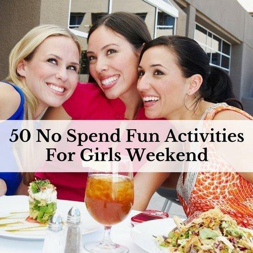 my idea of fun weekend