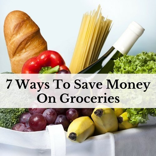 Have you sat there staring at your grocery list wondering how you're going to make it work? Learn 7 money saving tips to help you save money on groceries.