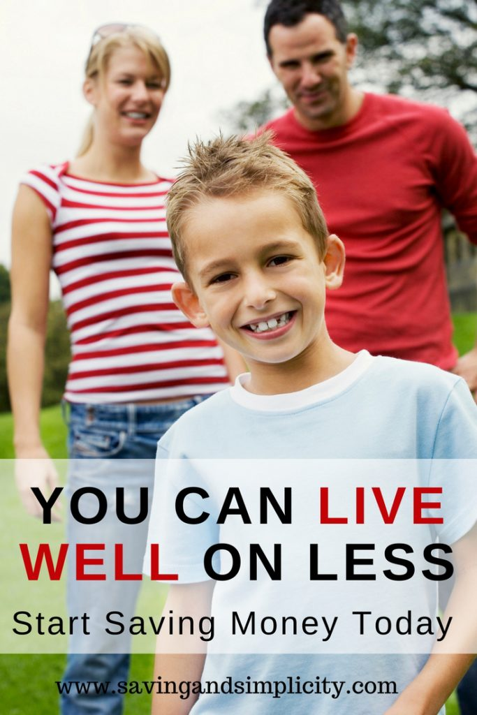 live well on less