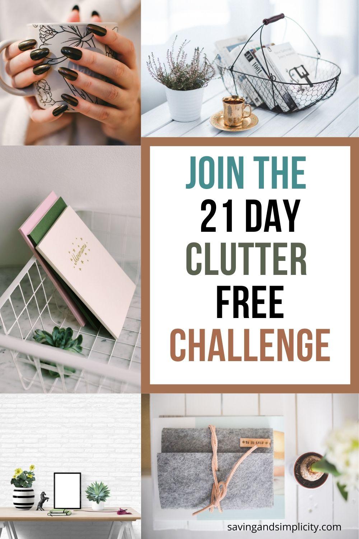 organize clutter free