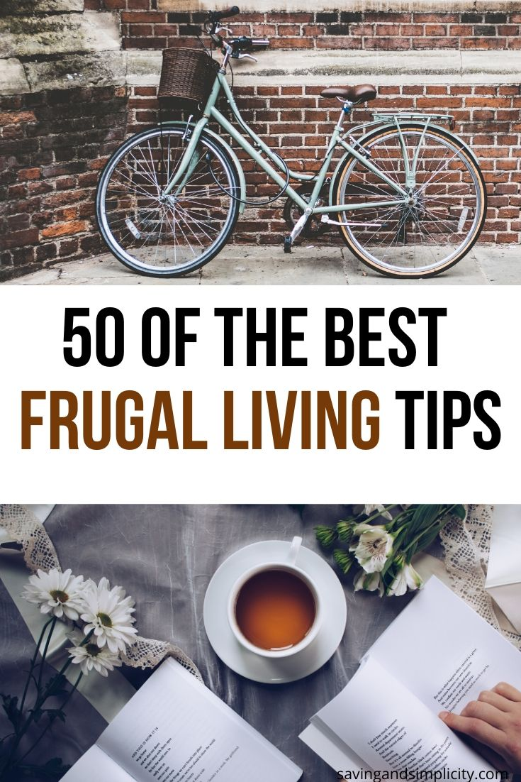 best frugal living tips