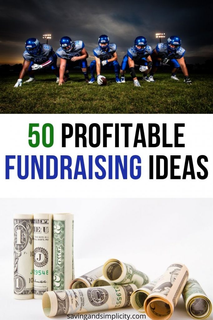 Fun and easy fundraising ideas. 50 easy to organize money raising activities for schools, groups, charities and individuals. Pay it forward, support a cause