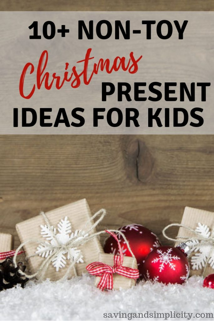Christmas presents for kids