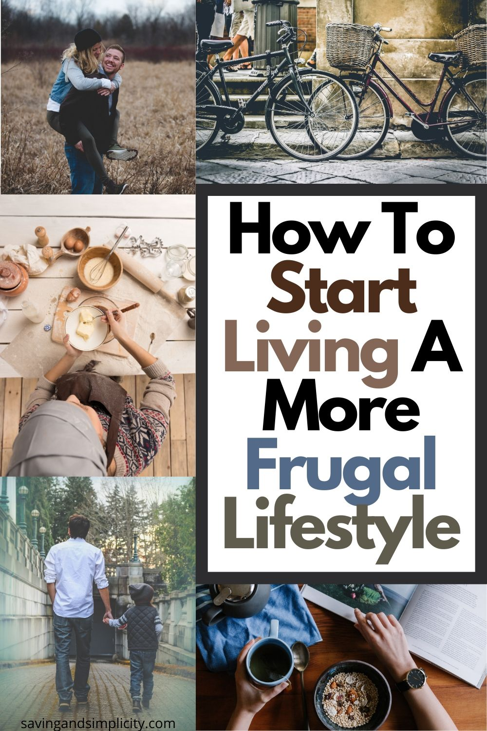 how to start frugal