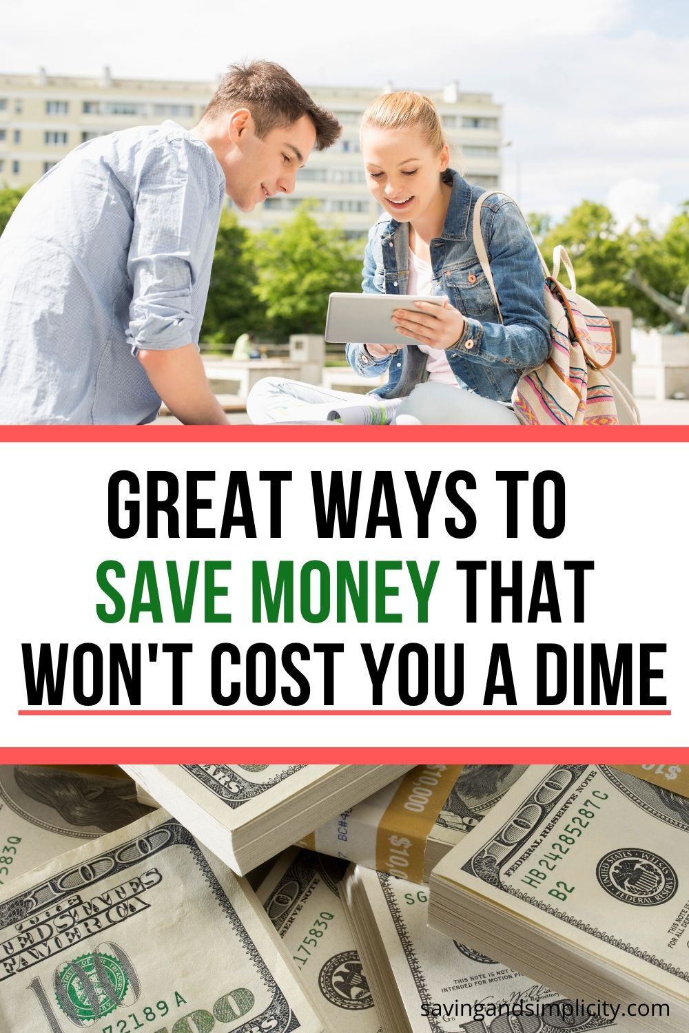 Simple tips and tricks to help you save your hard earned cash