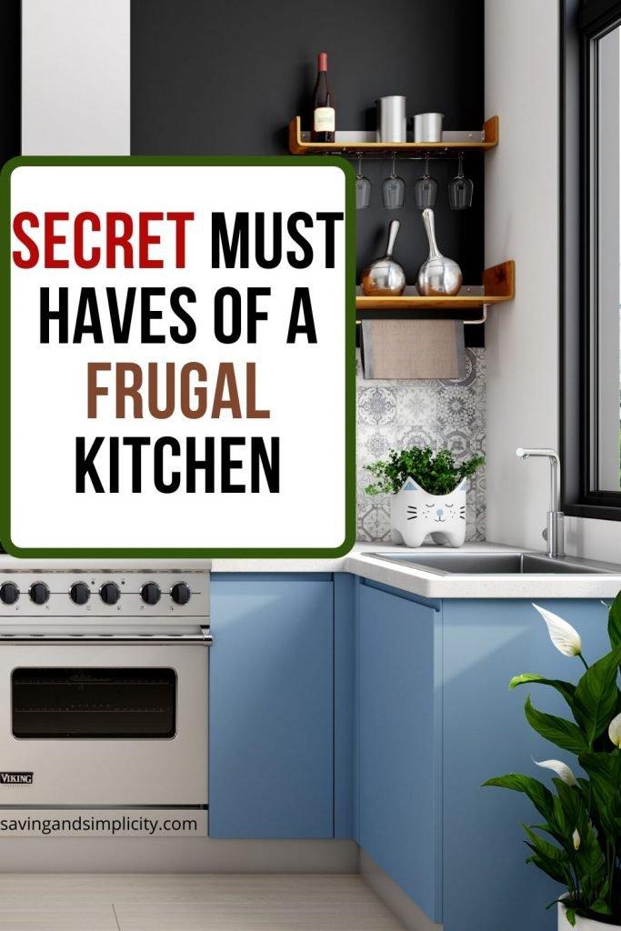 money saving kitchen must haves