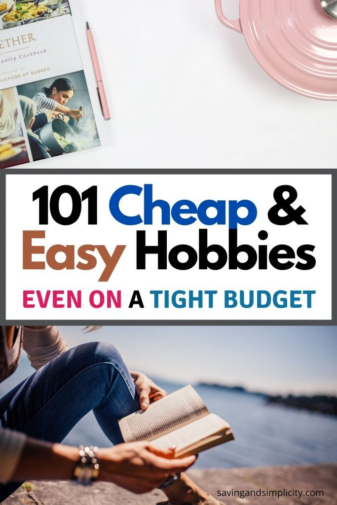 cheap hobbies