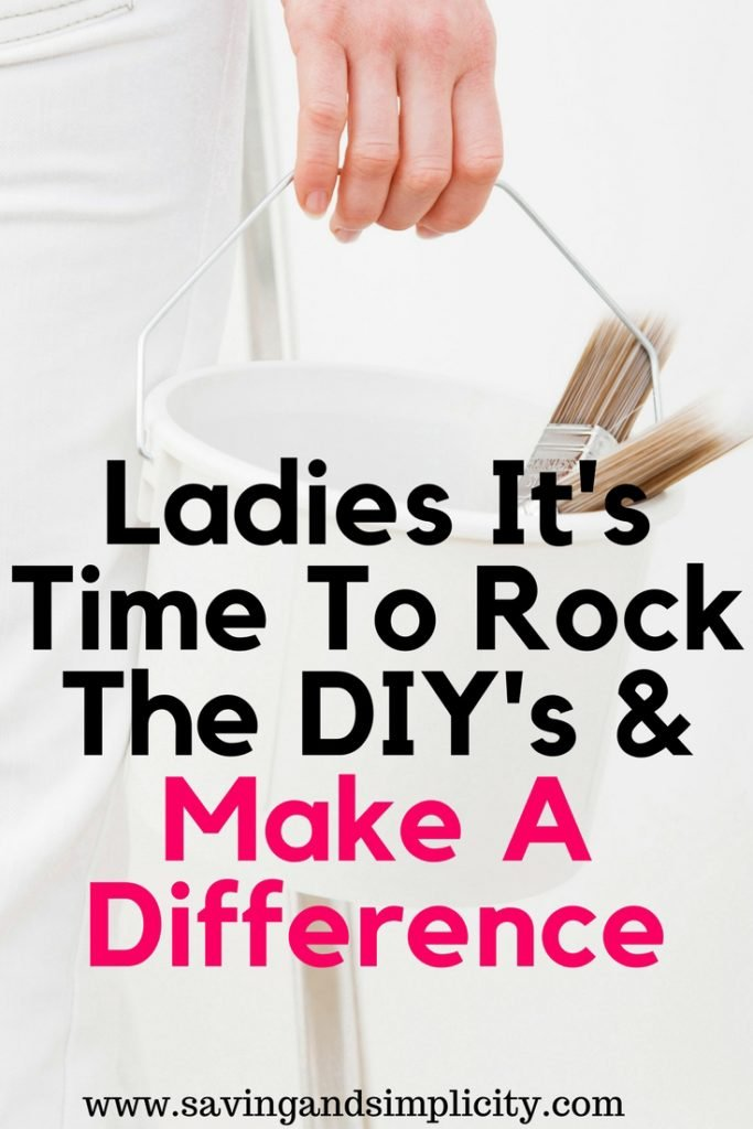 Are you ready to rock your DIY's and the honey do list ? Ladies are you looking to save money on your household expenses and repairs? Find the tools and the motivation to tackle your projects right here.