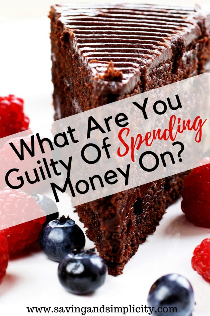 What do you spend extra money on? Do you pass on the generic coffee and opt for a certain name brand or flavor? Are you a milk chocolate loving Momma who will skip on the extras to ensure you have that chocolate stash? Learn what the most popular items are. The vices, the non-frugal money spending must haves.