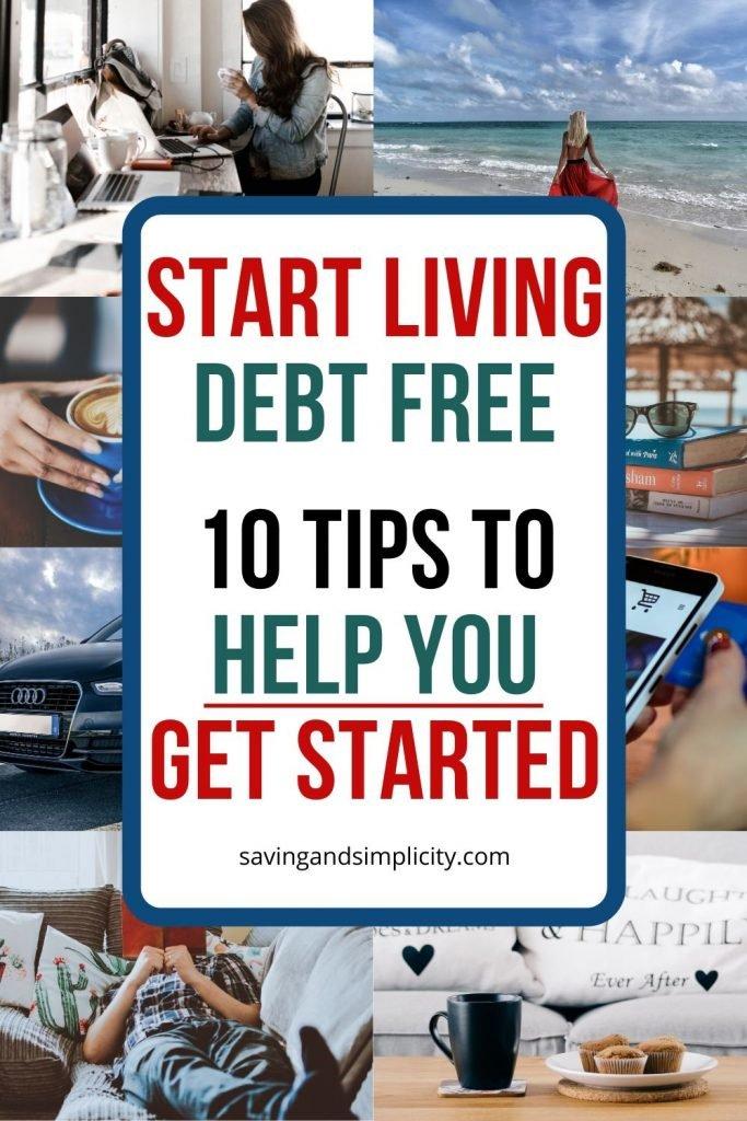 live debt free
