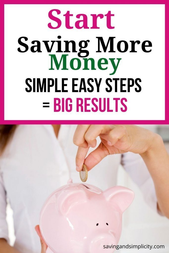 Start today and save more money. Simple, easy tips that add up to big results. Discover 5 key things you can do this week to help you save more money.