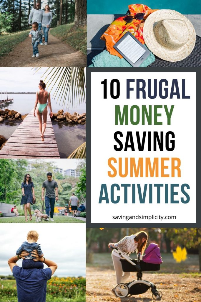frugal summer activities