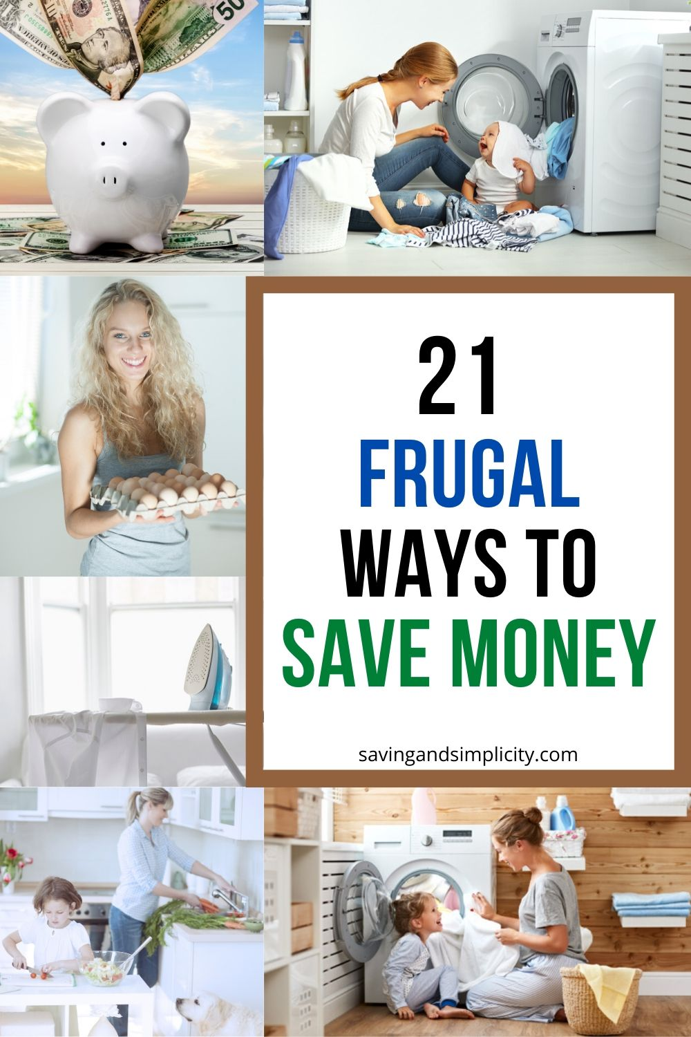frugal ways to save