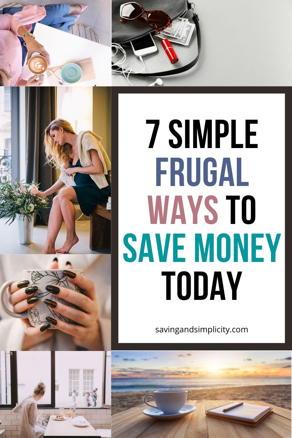 simple frugal ways to save money