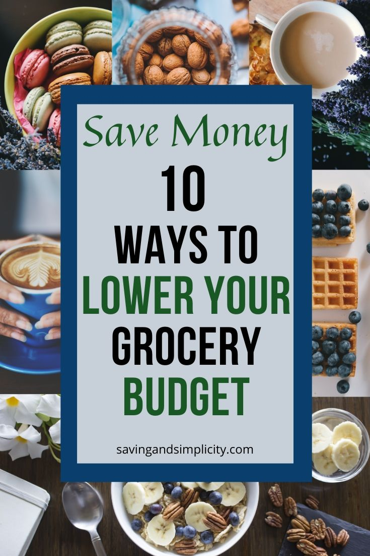 lower grocery costs