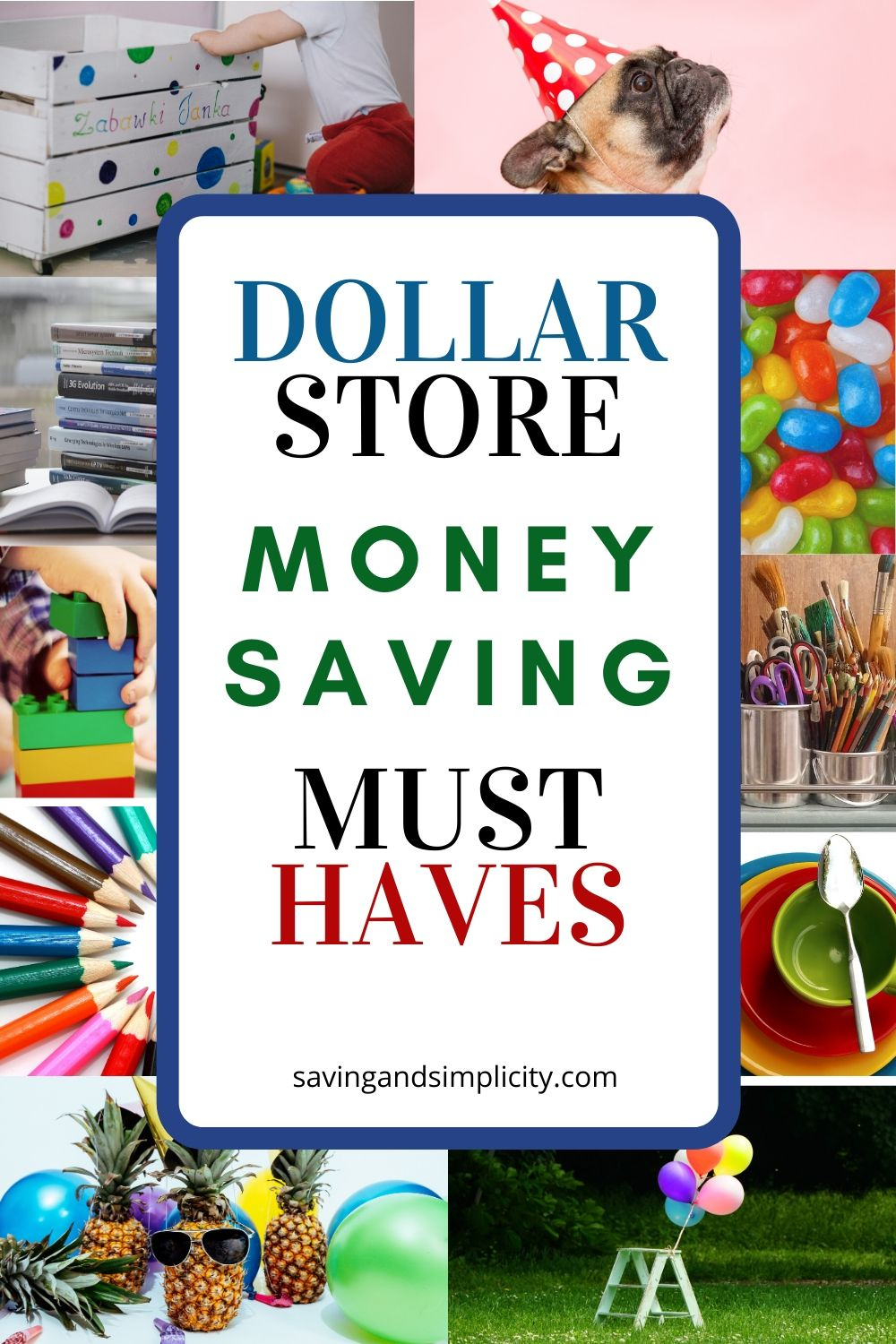 dollar store must haves