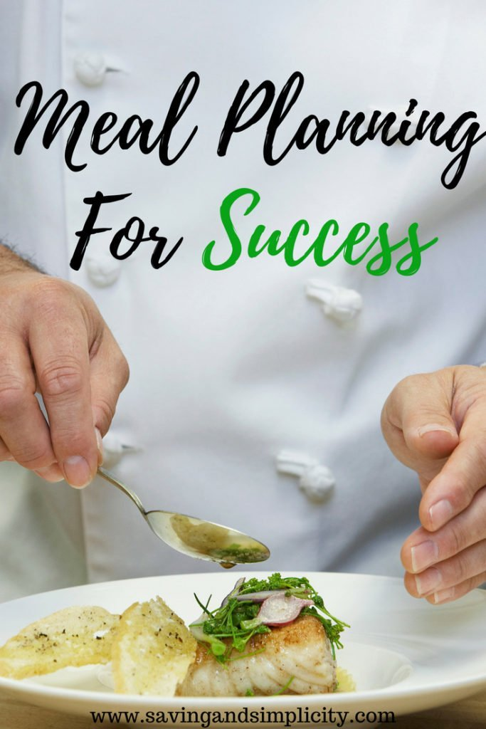 Are you tired of over spending on groceries? Not knowing what's for dinner and all the meal planning overwhelm? Stress No More! Meal plan for success.