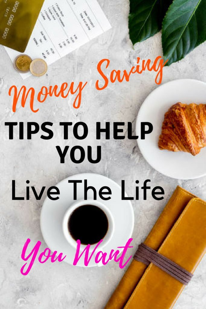 Saving & spending strategies to get you the life you want. Where do you want to be in 5 years? How much money do you want to save? Stress less & live more.