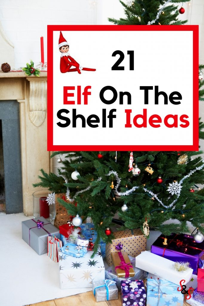 21 great ideas for your elf on the shelf. Create an amazing family tradition with Elf On The Shelf this Christmas. Celebrate the holidays with your children