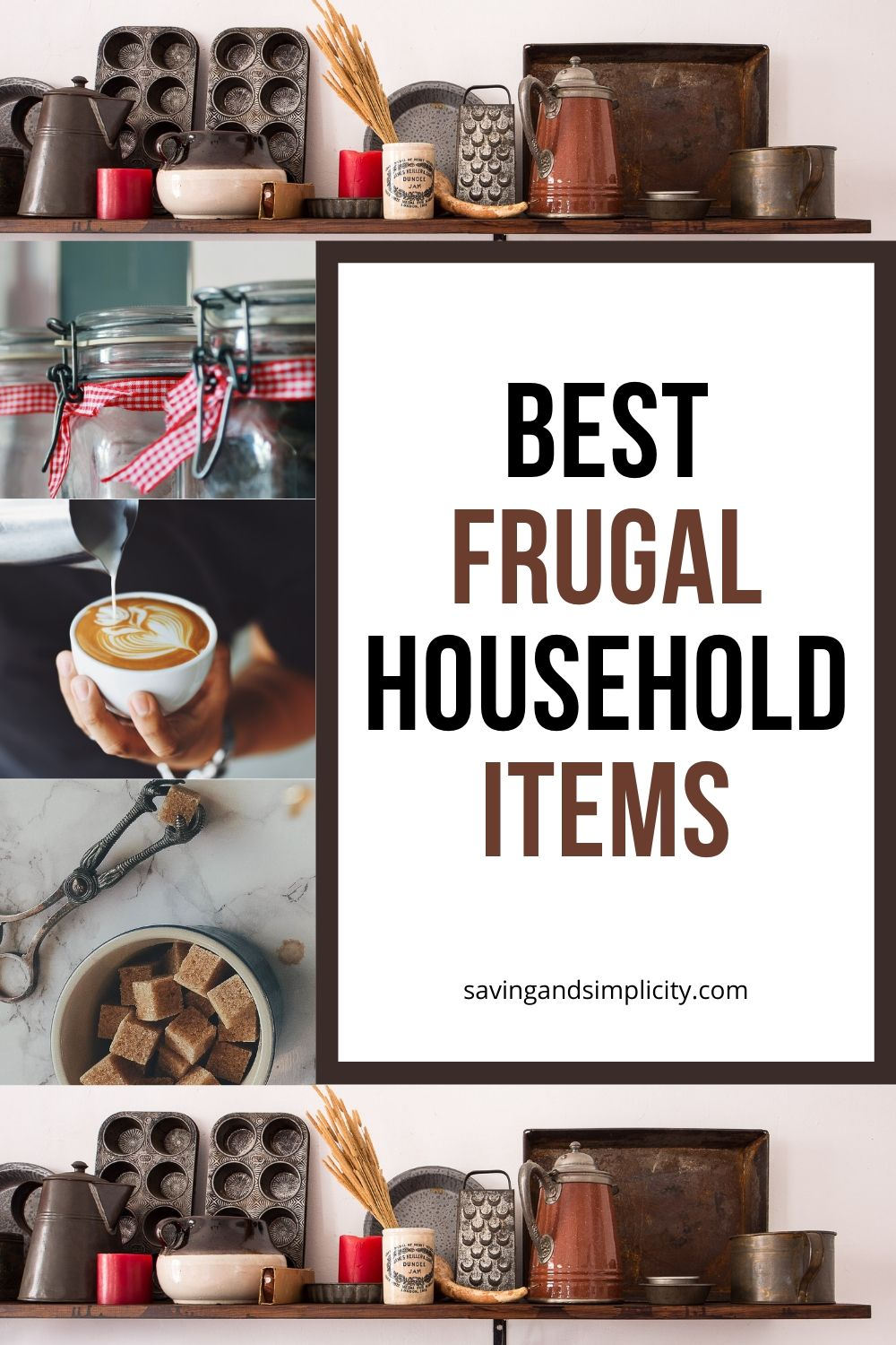 frugal household