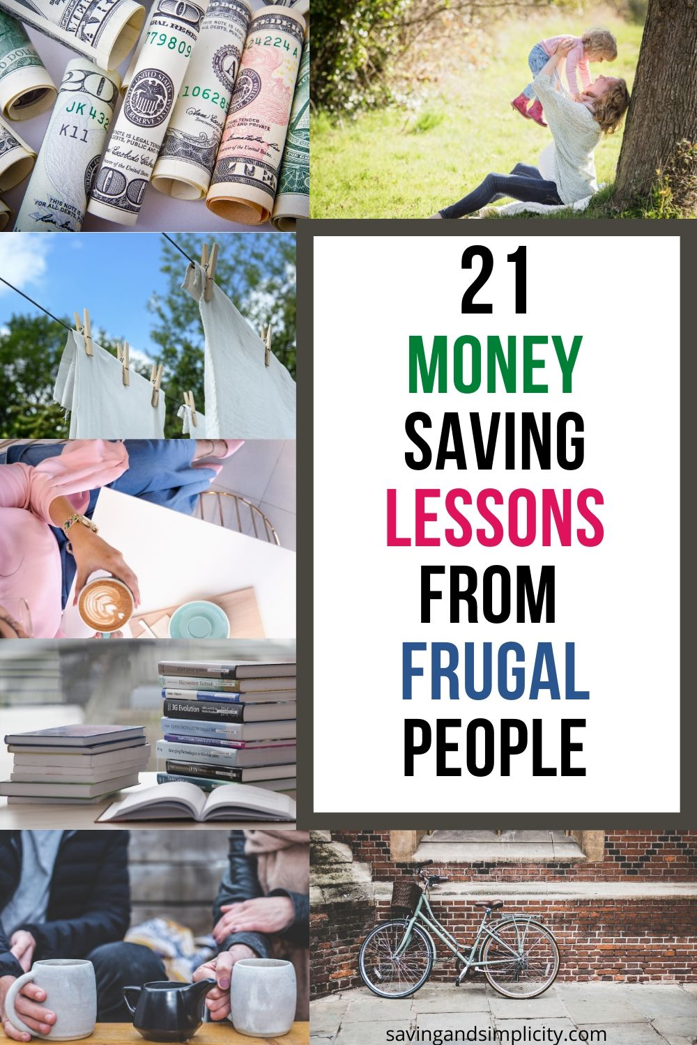 lessons frugal people