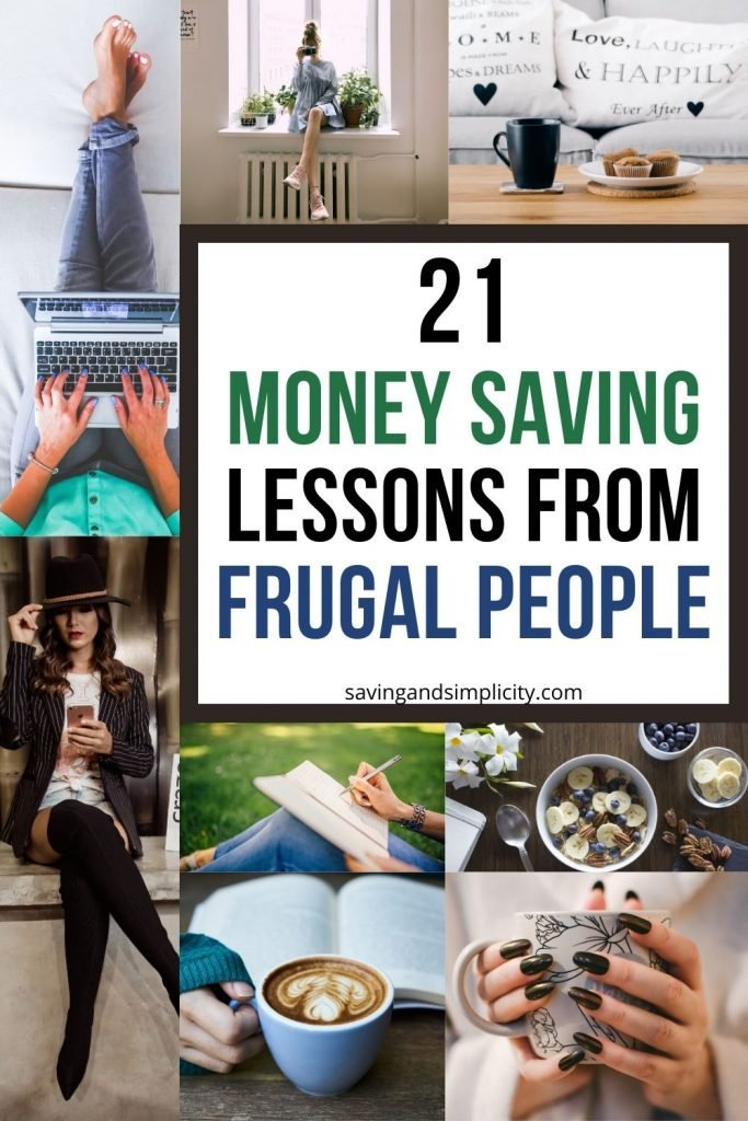 lessons from frugal people