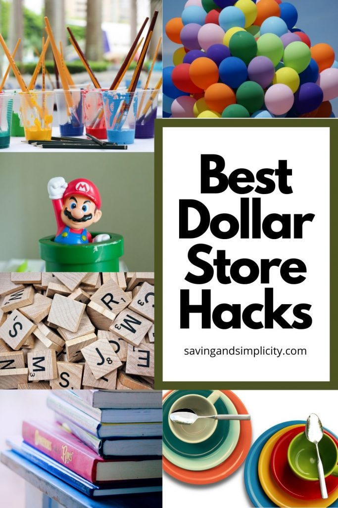 best dollar store hacks