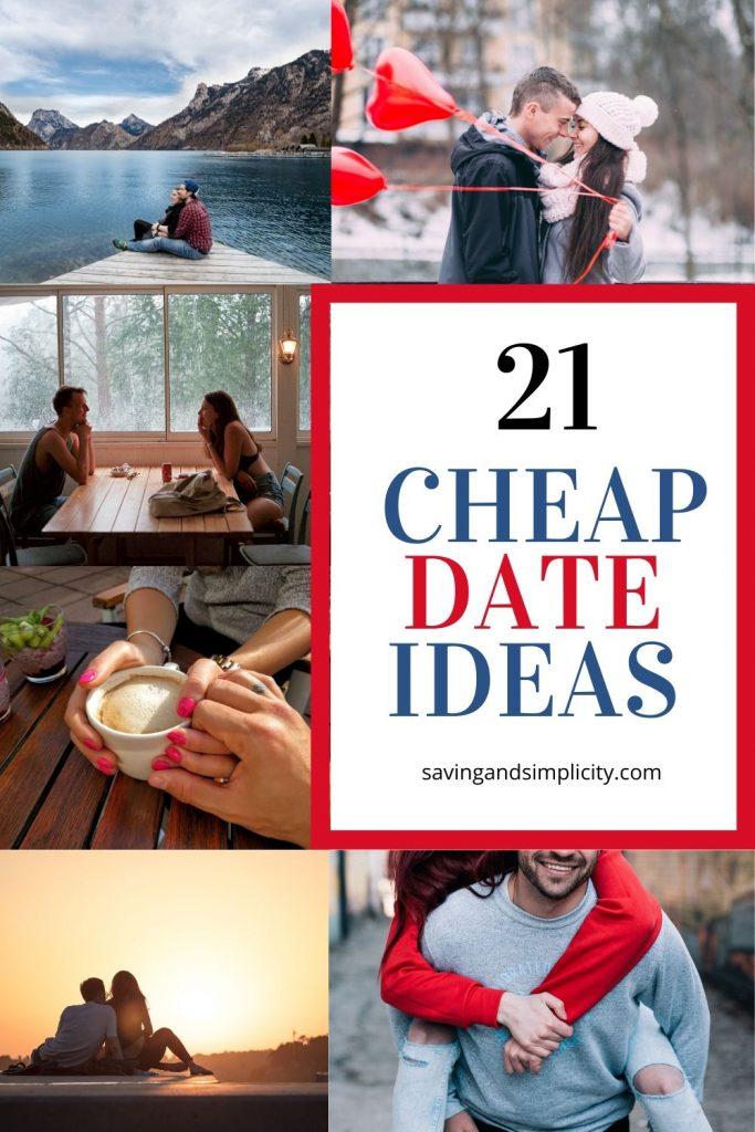 21 cheap dateideas