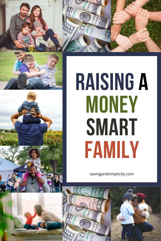 raising smart money family