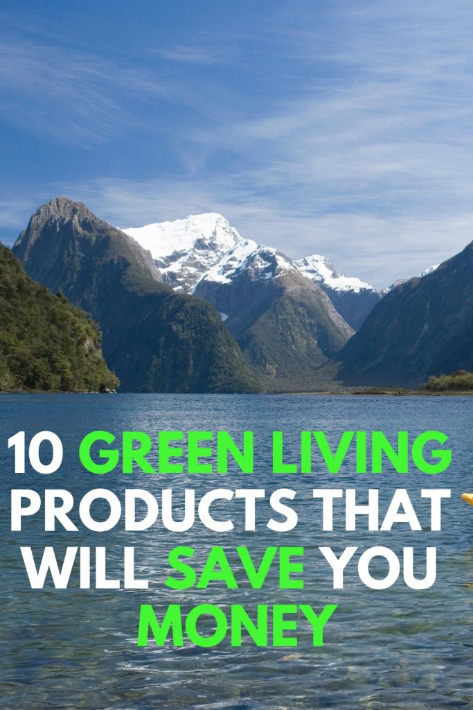 You can save the planet and save tons of money all at the same time. Learn 10 smart money saving, green living products that will save you time and money.