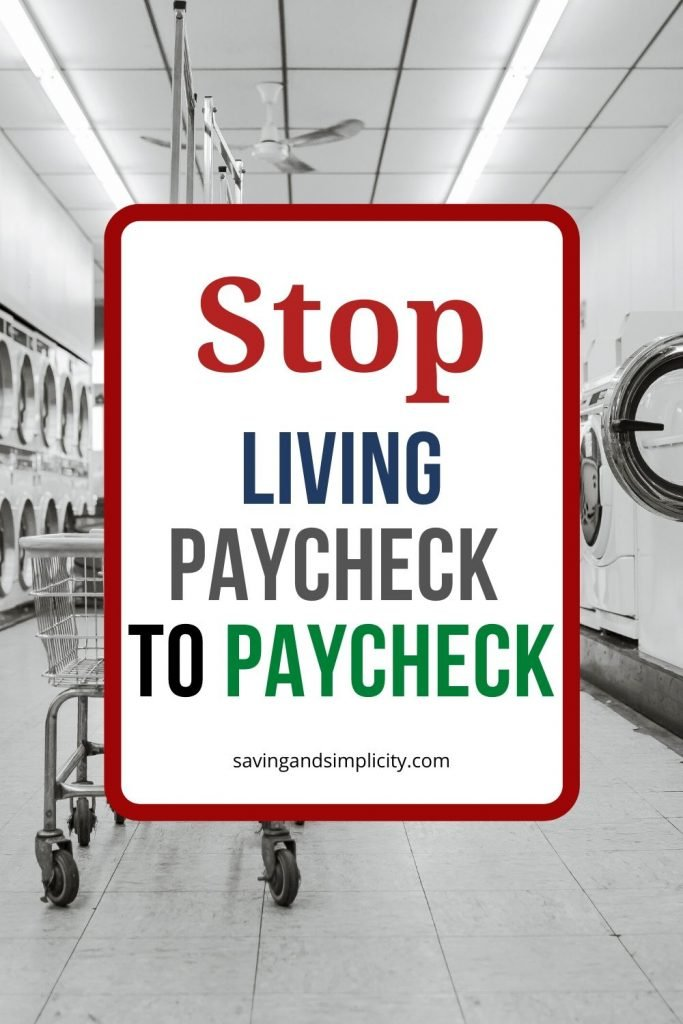 stop living check to check