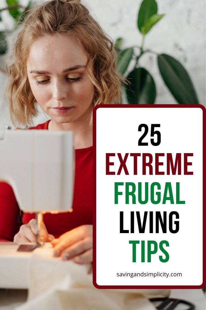 extreme frugal