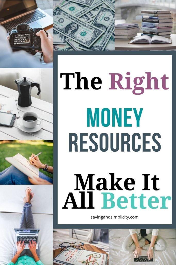 money resources