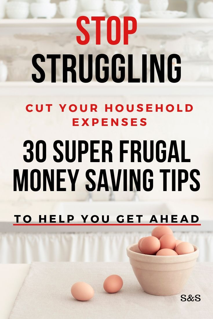 cut your household expenses