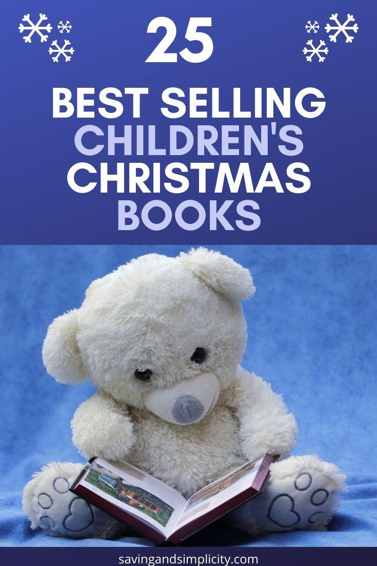 best selling Christmas books