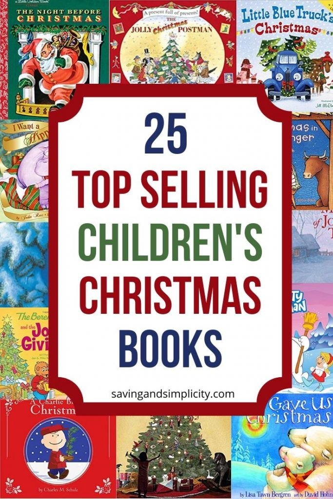 There is something special about children's Christmas books during the holiday season.Discover 25 of the best children's Christmas Books you need to read to your kids.