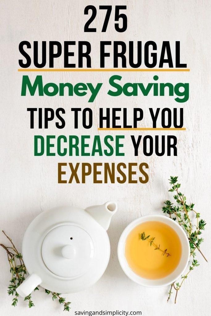 super frugal