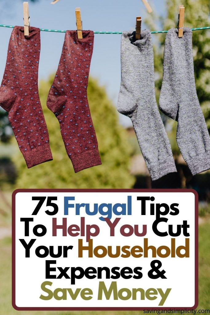 frugal tips save money