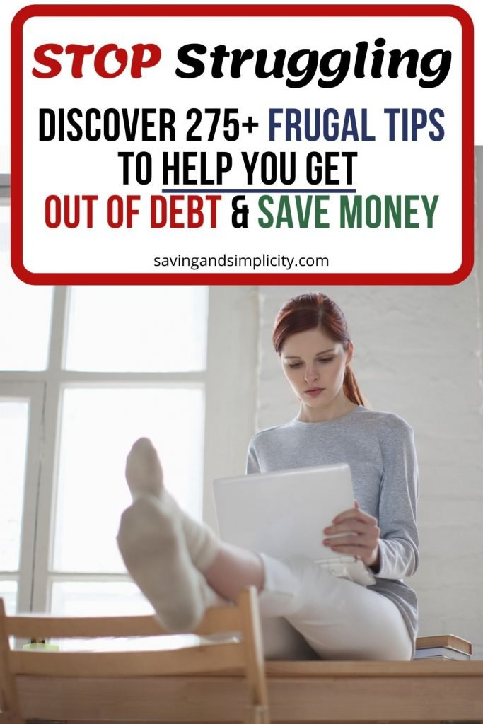 stop struggling with money
