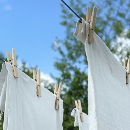 frugal laundry