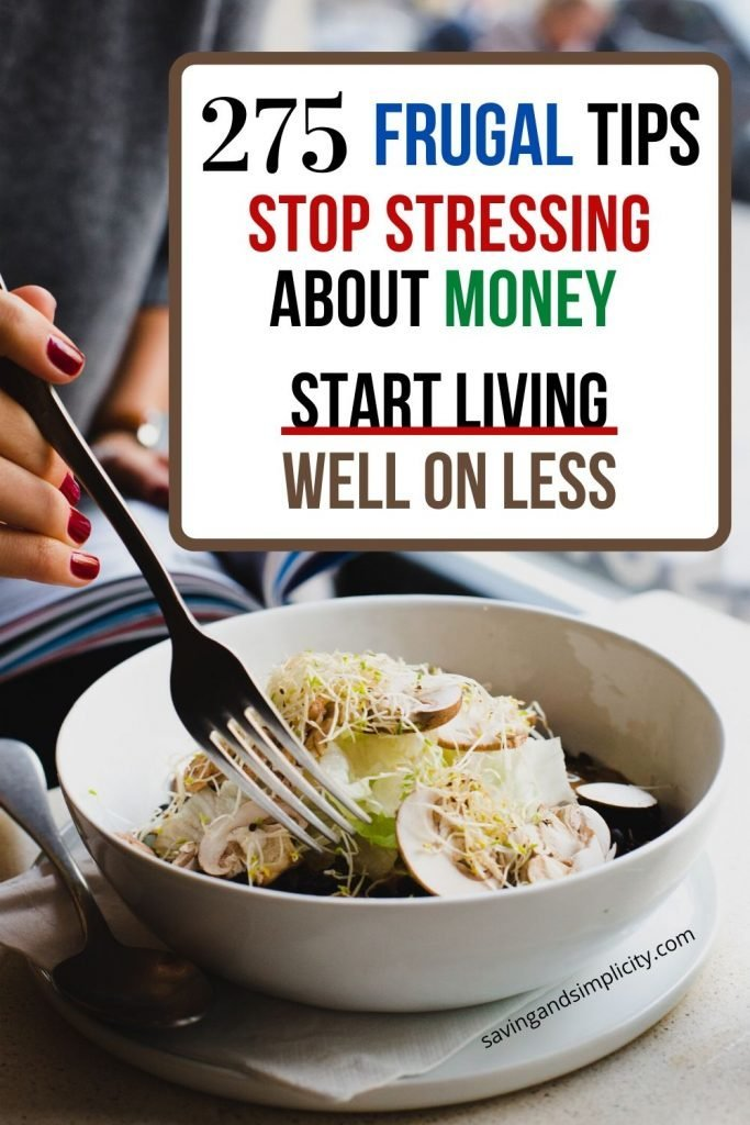 stop stressing about money