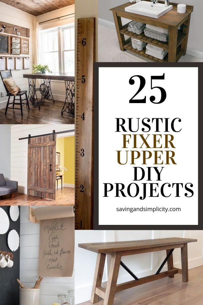 25 fixer upper