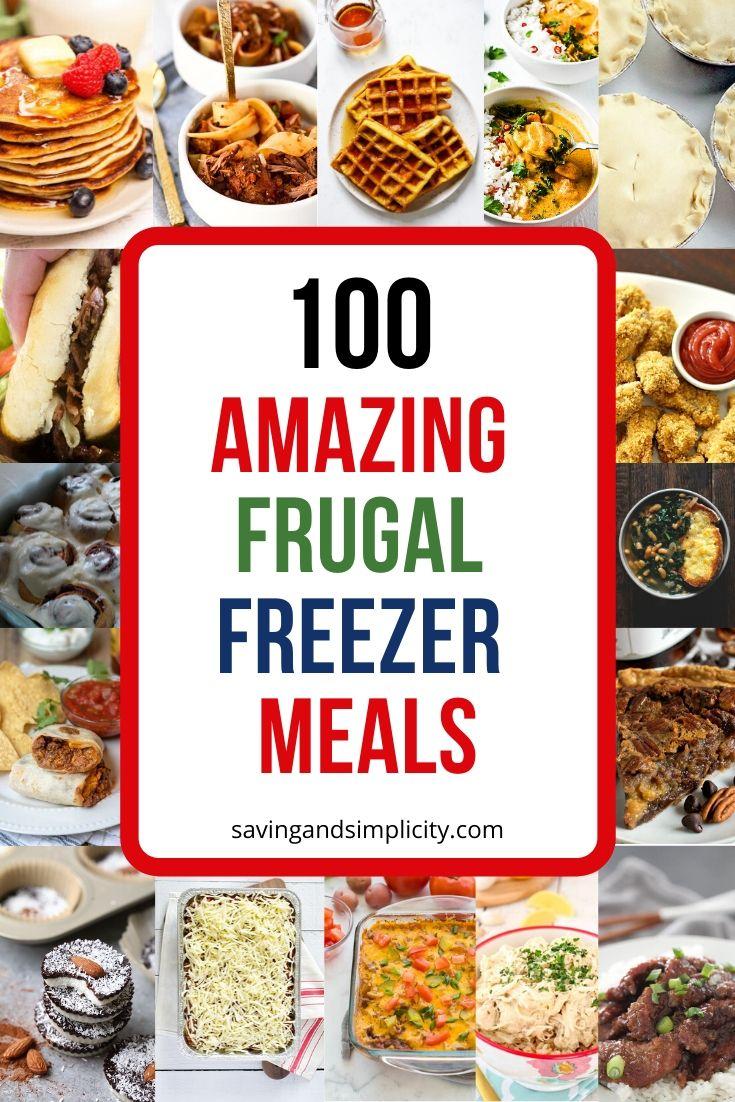 frugal freezer meals