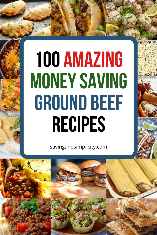 money saving beef recipes