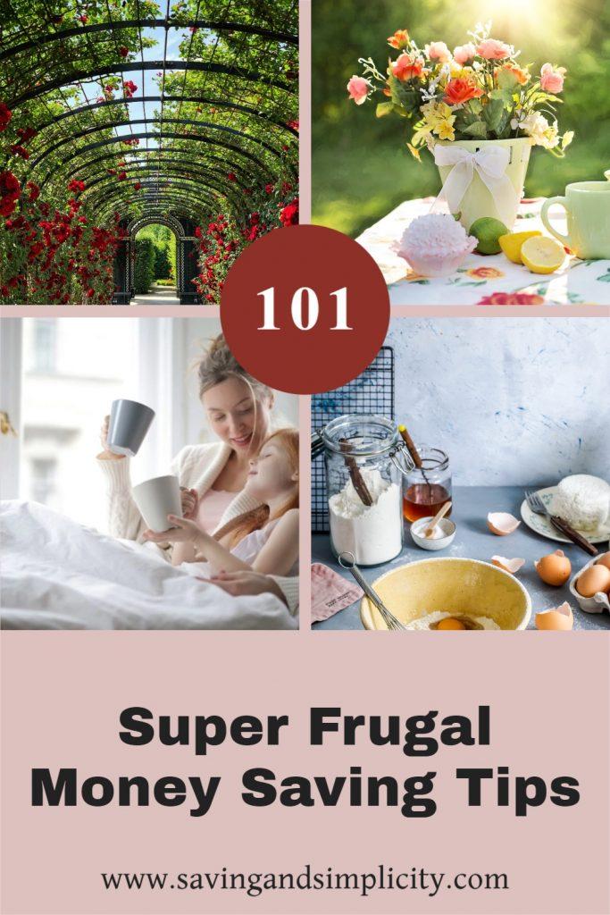 frugal tips
